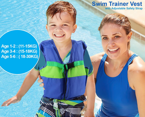 Kids Swimming Life Jacket