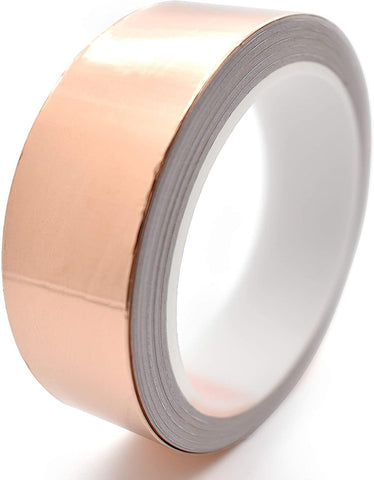 20mm Self Adhesive Slug Snail Repellent Copper Tape
