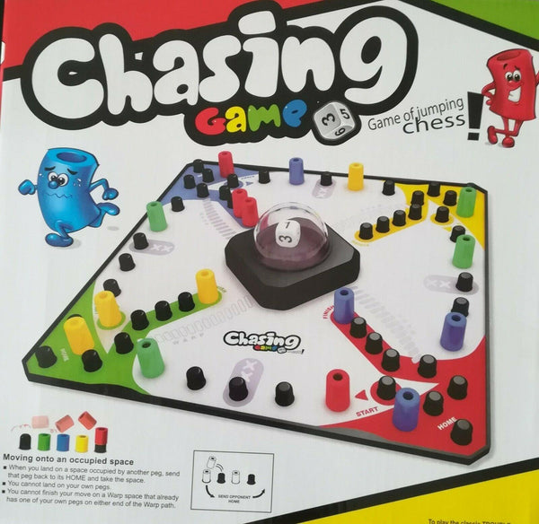 Chasing Game Of Jumping Chess 15Pcs Per Set
