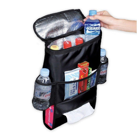 Car Backseat Multi-Pockets Storage Organizer Bag