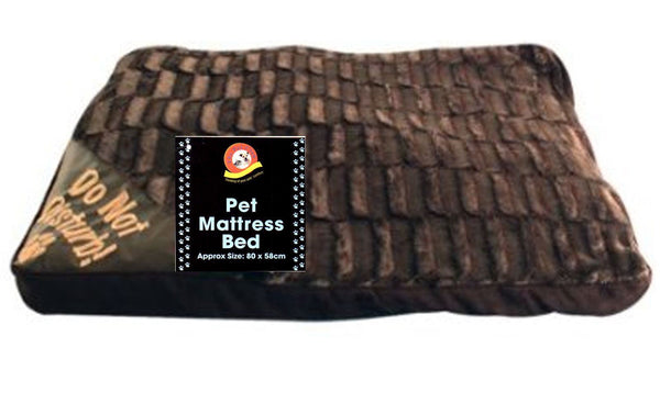 Luxury Non slip Pet Mattress Bed