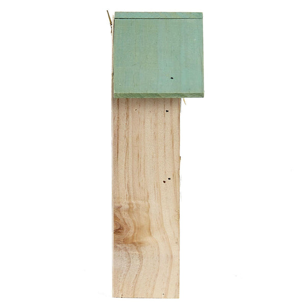 Natural Wood Insect House Ideal for Bees, Butterflies & Ladybirds