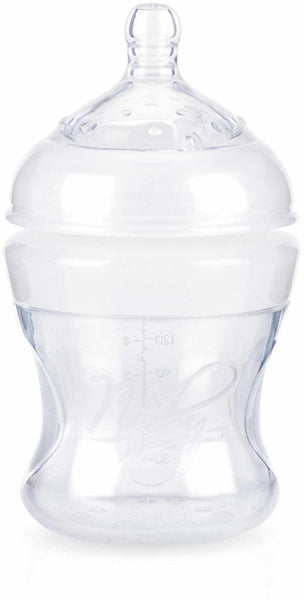Nuby Softflex Felt To Your Baby Silicone Bottle 150 Ml