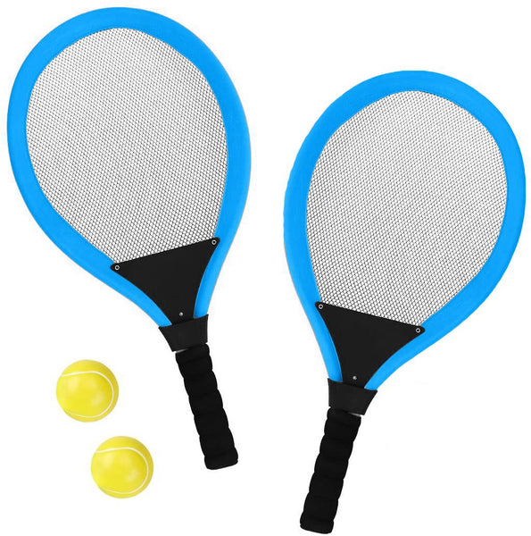 Giant Tennis Set with 2 Rackets & Soft Ball
