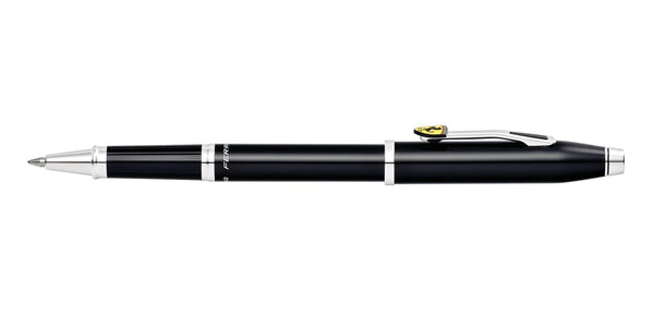 Cross Century II Collection Scuderia Ferrari Glossy Black Lacquer Rollerball Pen