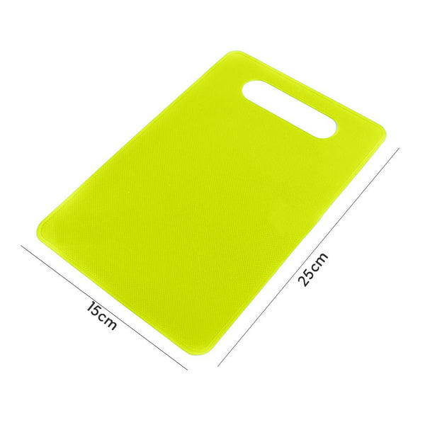 Colour Coded Professional Chopping Boards [Set of 3 Pcs]