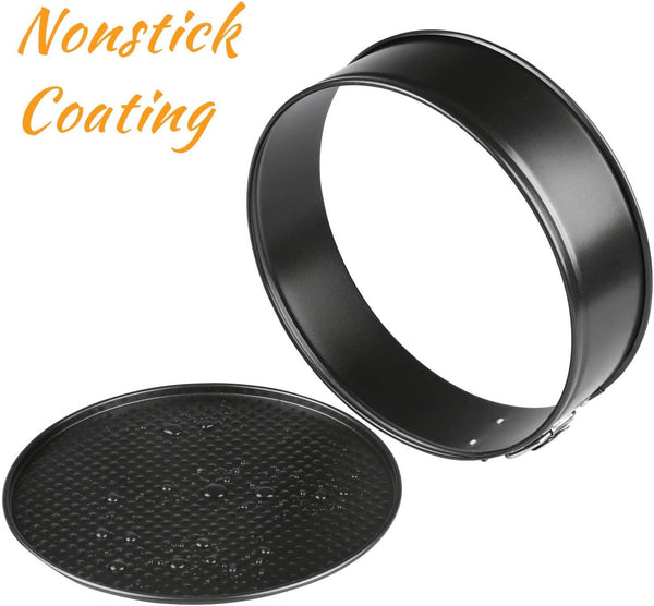 3 Round Nonstick Baking Cake Pan
