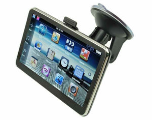 "TOM 4.3"" Car GPS Sat Nav Navigation System TOM FM POI Free UK + EU maps Satnav Trading Innovation"