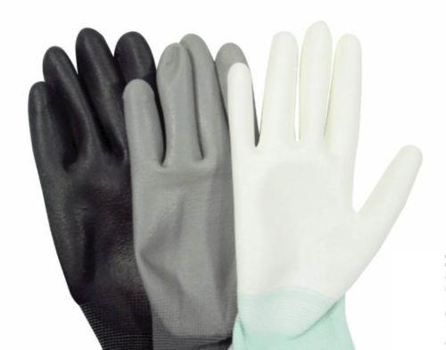 Quality Large Size Non Slip Work General Purpose Latex Coated Gloves