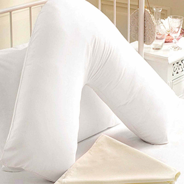 Orthopaedic V Shape Firm Support Pillow