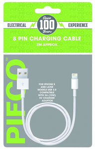 Apple Lightning Cable with 8 Pin Connector