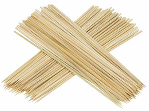 150 Bamboo BBQ Skewers