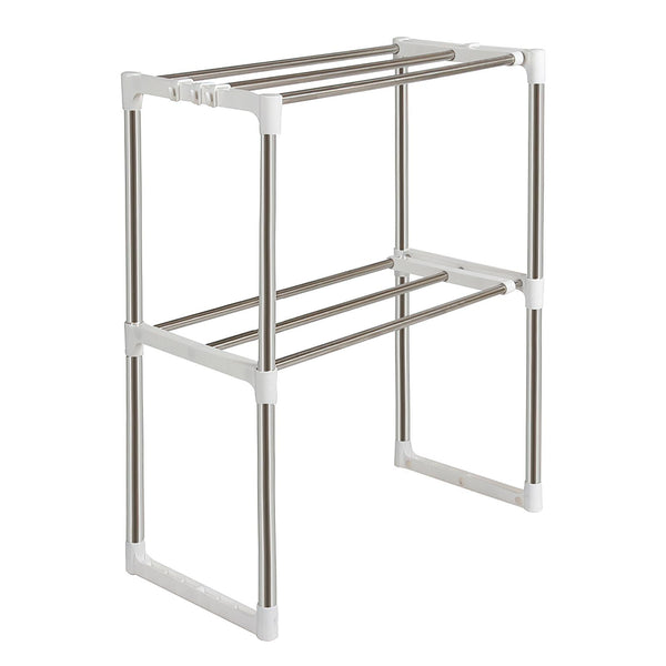 2 Tier Microwave Oven Rack