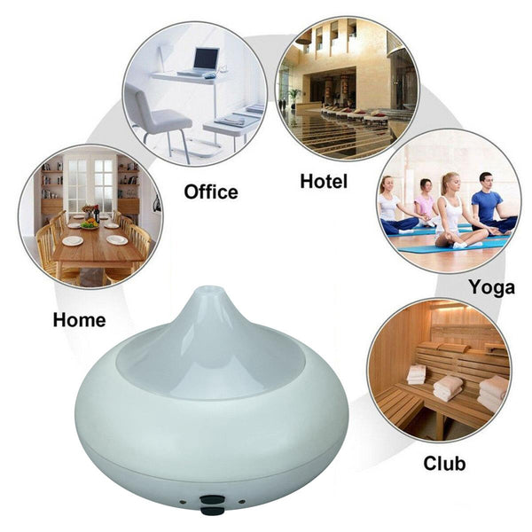 Colour Changing Air Humidifier with USB Cable