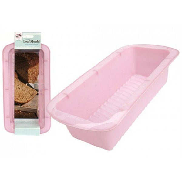 Get Baking! Silicone Loaf Tin
