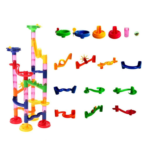 50Pcs Marble Racer Set