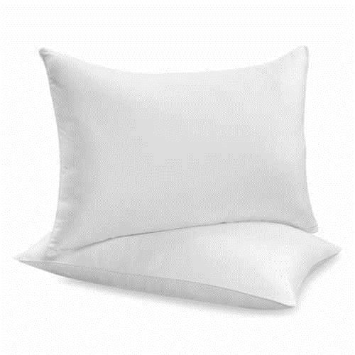 Hotel Quality Microfibre Pillow Pair