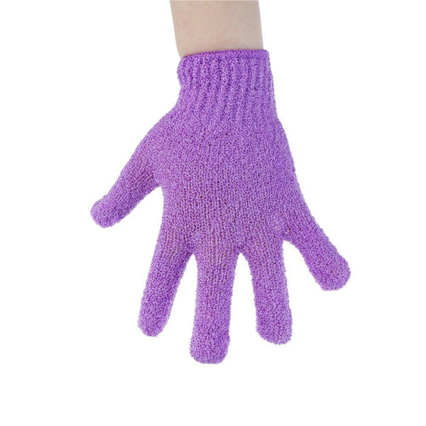 2x Pairs of Exfoliating Bath Gloves
