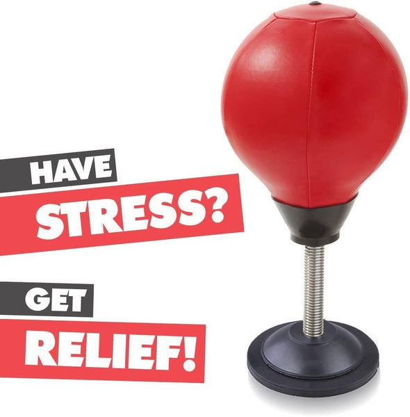 Desktop Stress Buster Punching Bag