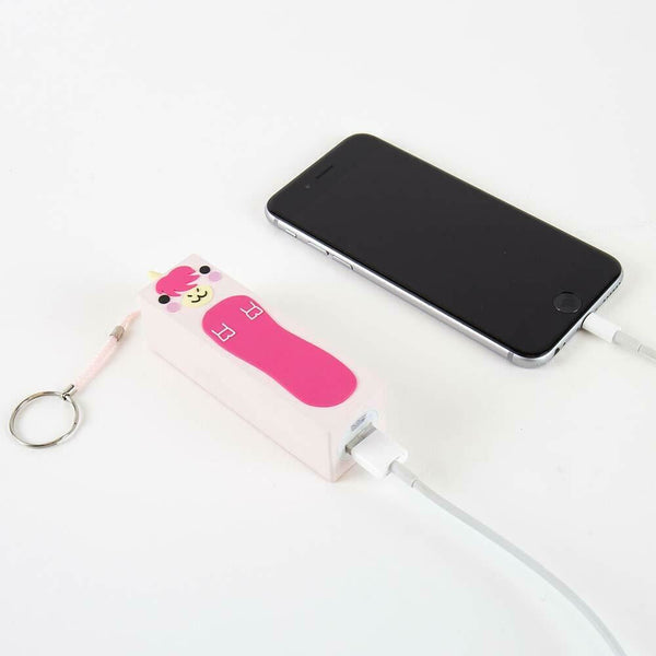 Unicorn Power Pet Portable Charger USB Emergency For Mobile Phone