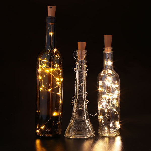 Bottle light warm white Trading Innovation