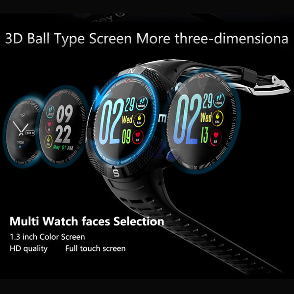 DAYTUNA Reloj inteligente Bluetooth ¨GPS¨ compatible con Android Y iOS - DAMASQUI ®