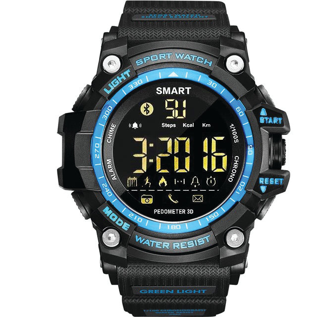 GR-Shock Reloj Deportivo Bluetooth ,Compatible con Android y iOS