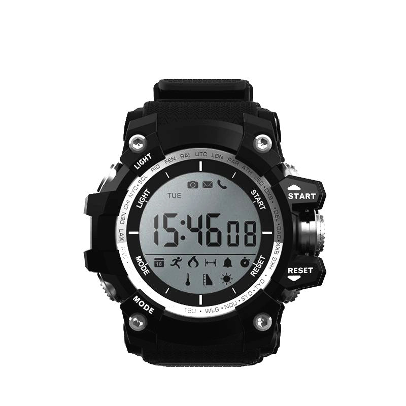 GRX-Shock Reloj Deportivo Bluetooth ,Compatible con Android y iOS - DAMASQUI ®