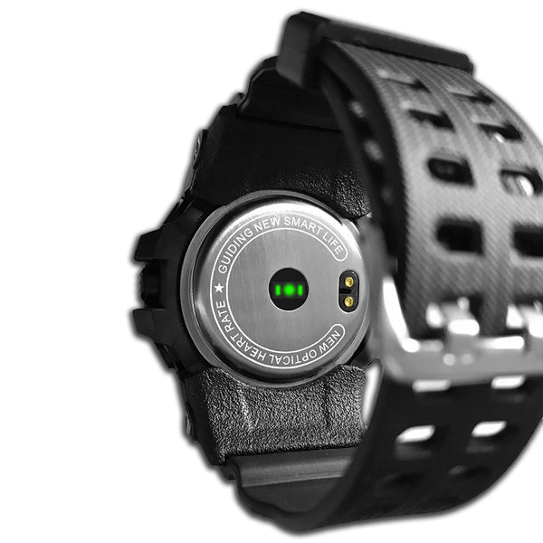 GR-Shock L Sensor Reloj inteligente Bluetooth compatible con Android Y iOS - DAMASQUI ®