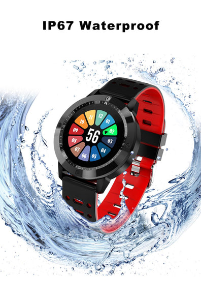 FINEX58 Reloj inteligente Bluetooth compatible con Android y iOS - DAMASQUI ®