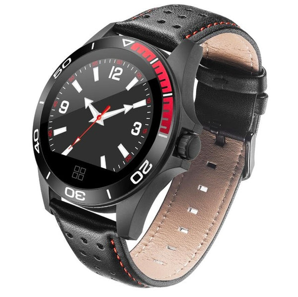 TITANIUM Reloj inteligente Bluetooth compatible con Android y iOS - DAMASQUI ®