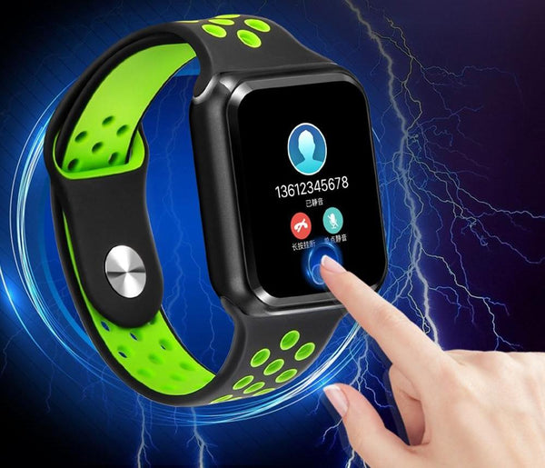 XWATCH-S Reloj inteligente Bluetooth compatible con Android y iOS - DAMASQUI ®