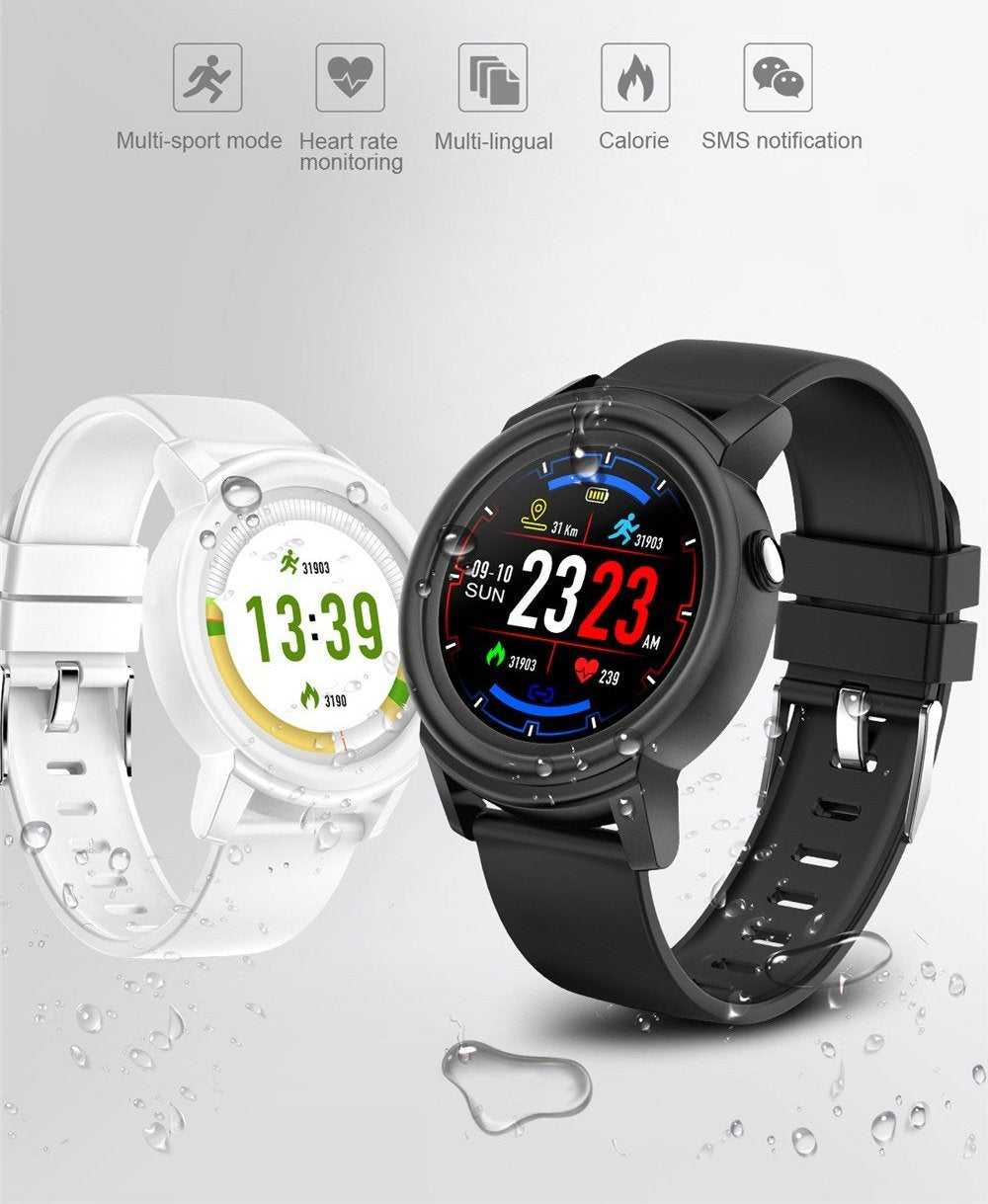 CHAMPIONS Reloj inteligente Bluetooth compatible con Android y iOS - DAMASQUI ®