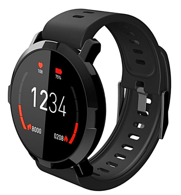 ROCK Reloj inteligente Bluetooth compatible con Android y iOS