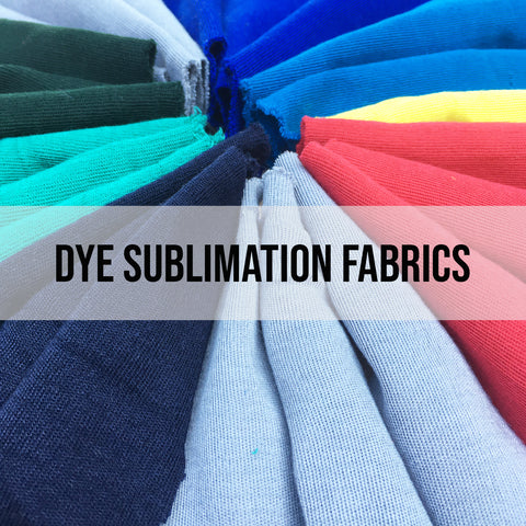 DYE-SUBLIMATION FABRICS