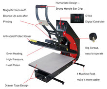 SENKO 20/30 Auto Open Heat Press