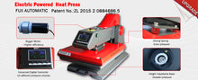 Max Armour Electric Heat Press Machine