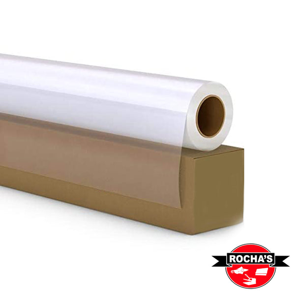 Acetate Roll  Transparent (Milky white color) - 24 inches