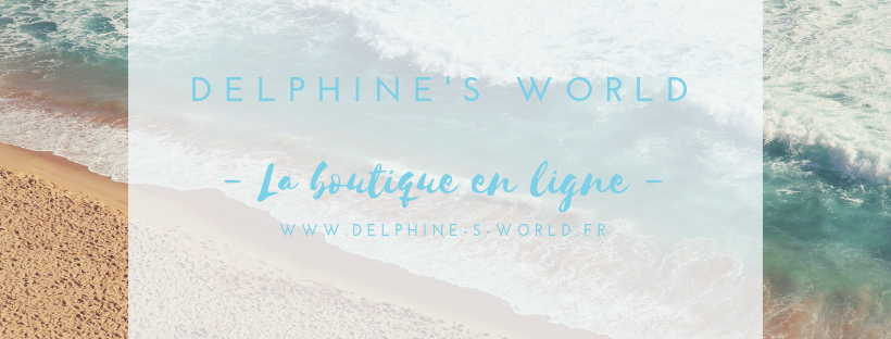 Delphine's World - La boutique en ligne