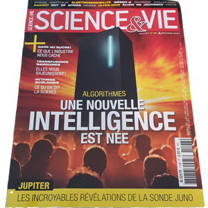 Science&Vie - Juillet 2017 - N°1198 - Algorithmes