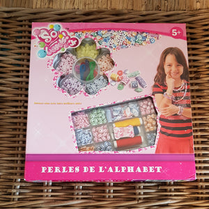 SO BEADS - Perles de l'alphabet