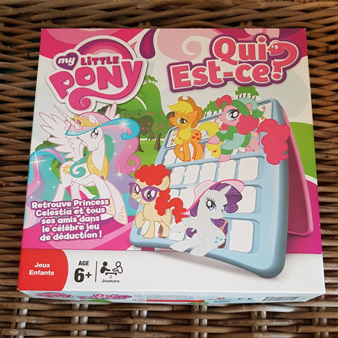 HASBRO GAMING - Qui est-ce ? My little Pony