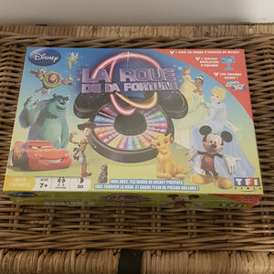 TF1 GAMES - La roue de la fortune Disney