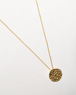 Marley Necklace, Yellow Gold Plated
