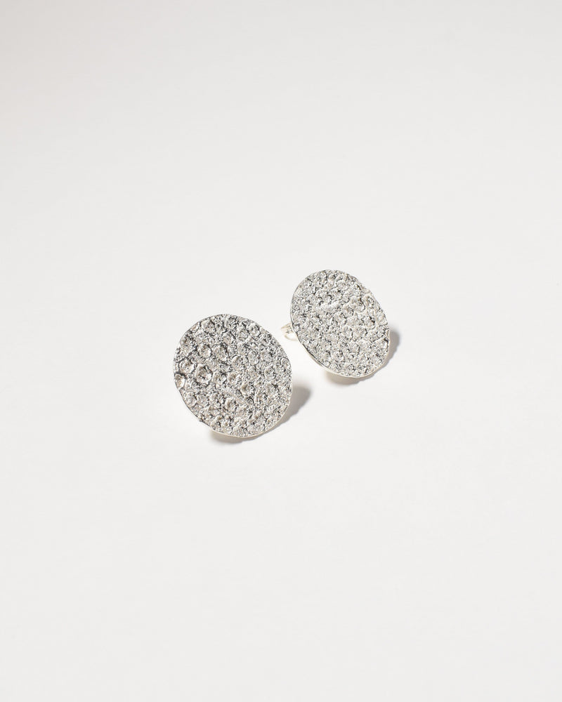 Dotty Studs, Sterling Silver