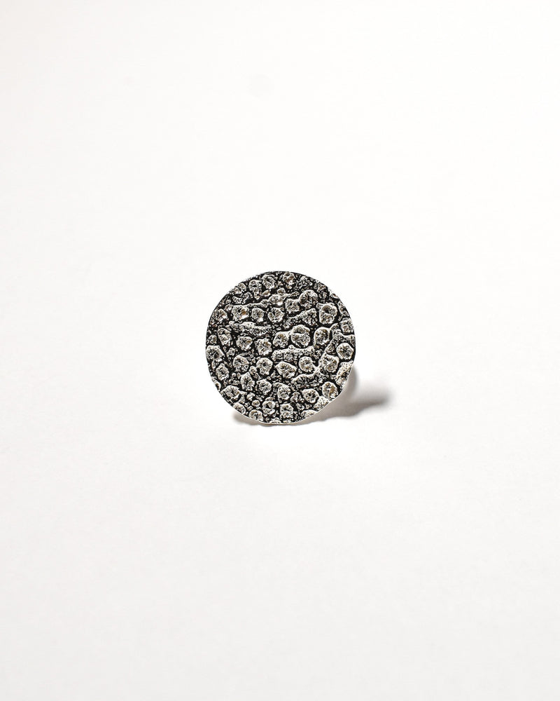 Marley Ring (Large), Sterling Silver