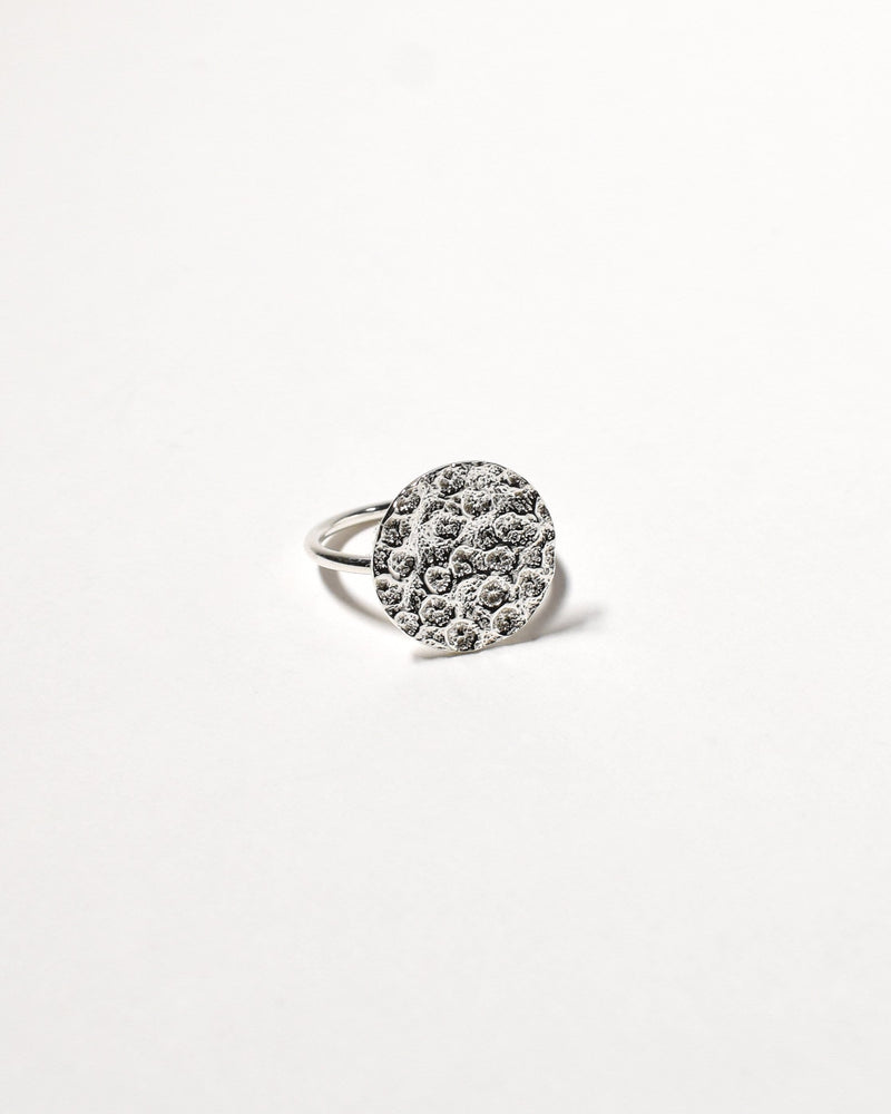 Marley Ring (Small), Sterling Silver