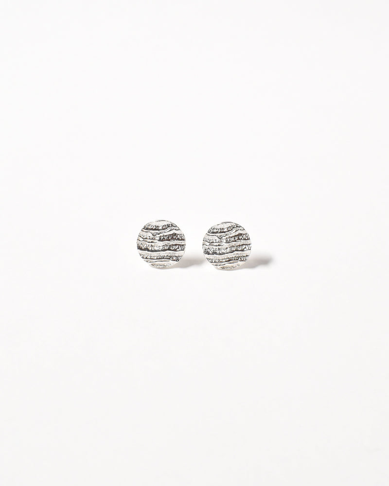 Kutti Studs (Small), Sterling Silver