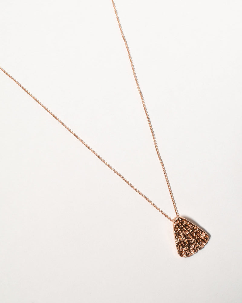 Shelly Necklace, Rose Gold Plated