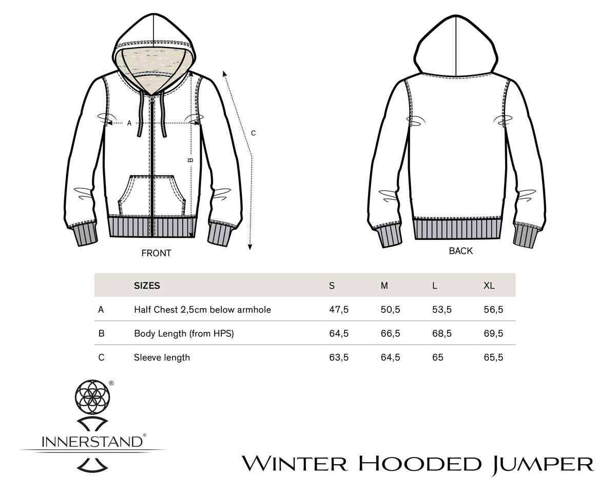 Ladies Signature Winter Jumper Size Guide